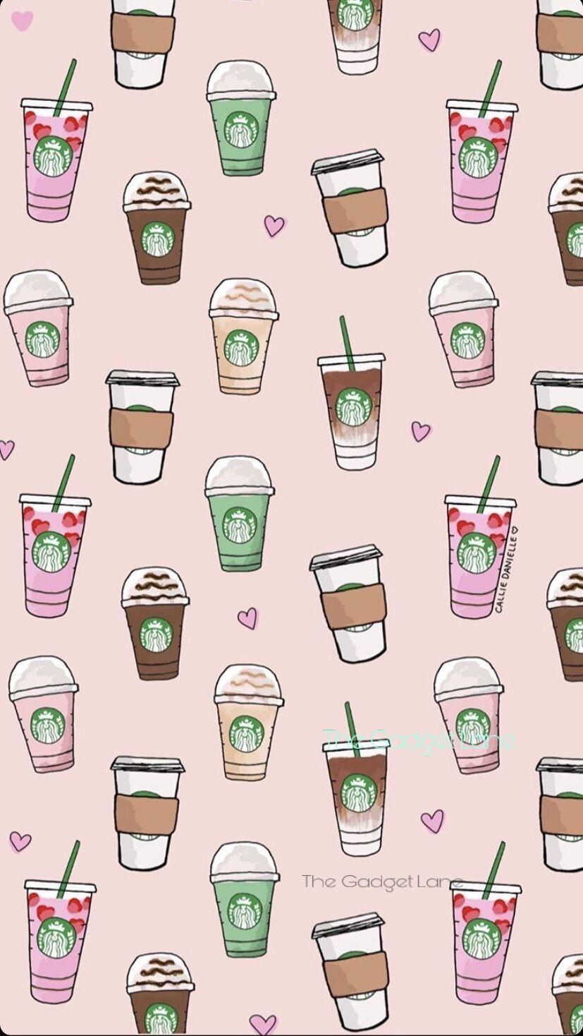 Pin On Random Phone Wallpapers Cute aesthetic wallpapers coffee