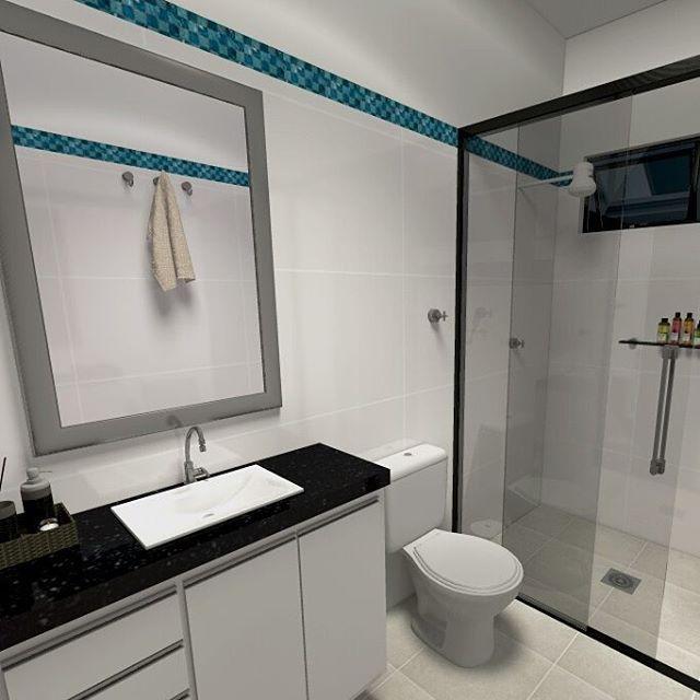 Paginação de banheiro - RR #projeto  #arquitetura #obra #paginacao #interiores #design #reforma