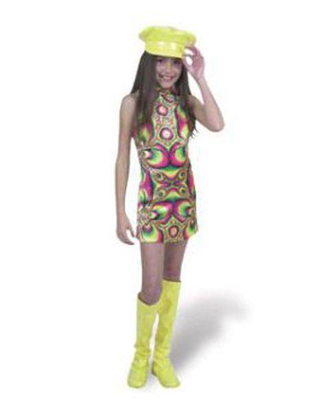 Long dress costume discounters