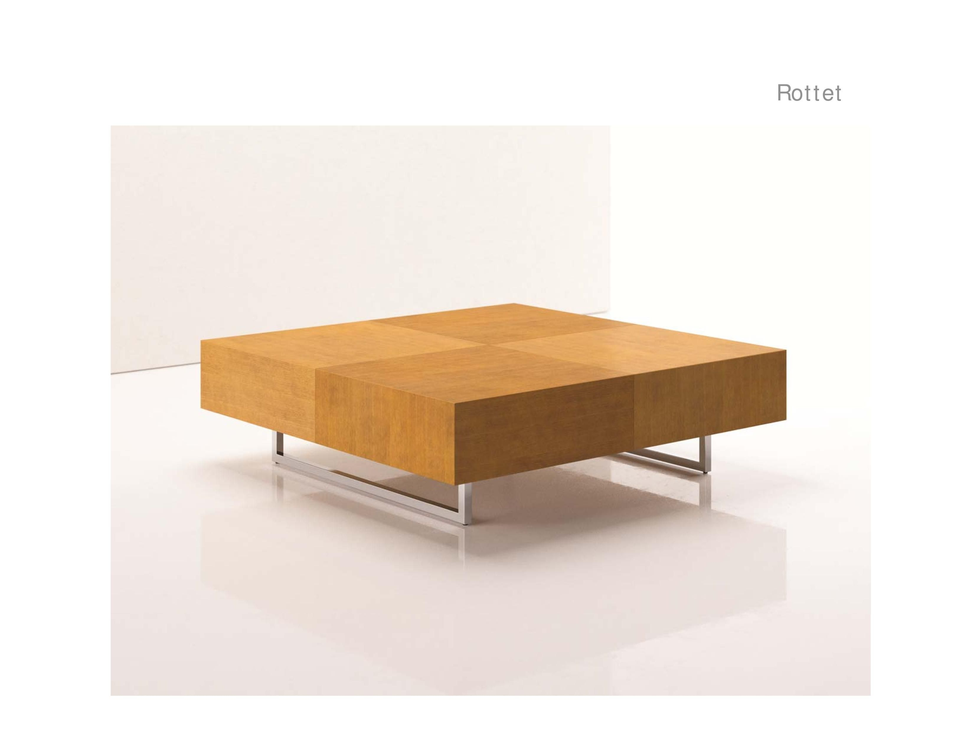 Lr ct110 rottet coffee tablequad sliding wood corner panel lr ct110 rottet coffee tablequad sliding wood corner panel matching concealed storage trays geotapseo Choice Image