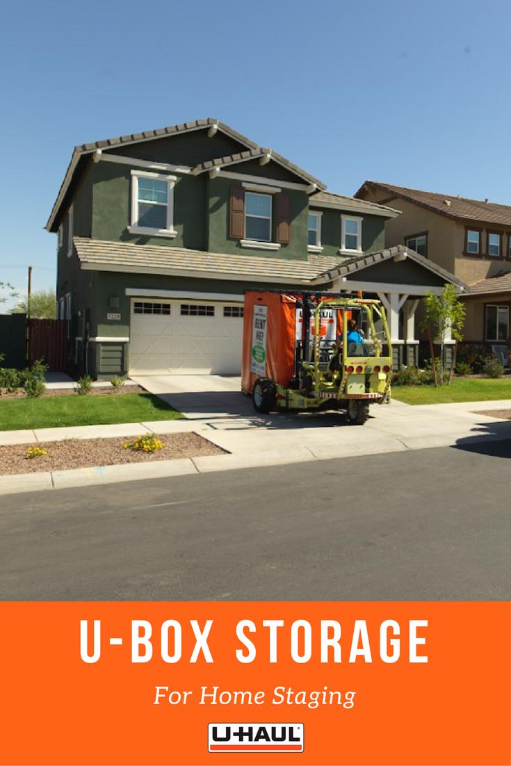 Uhaul box moving