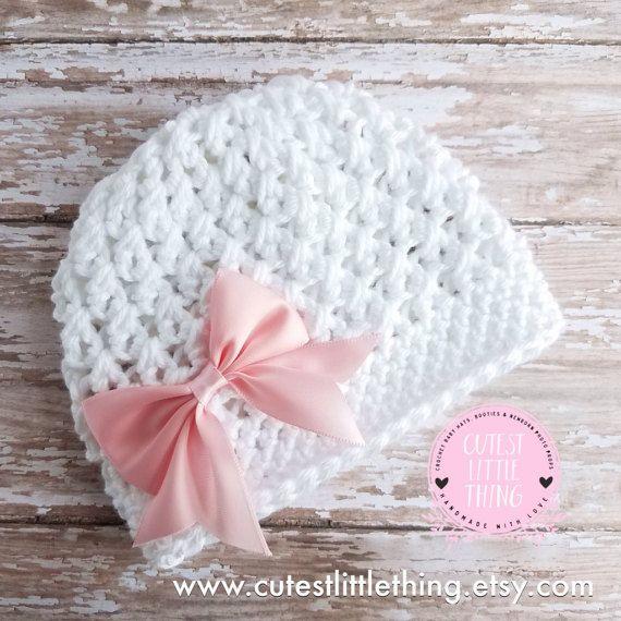 Sombrero del bebé y patucos conjunto muchacha del bebé del ...