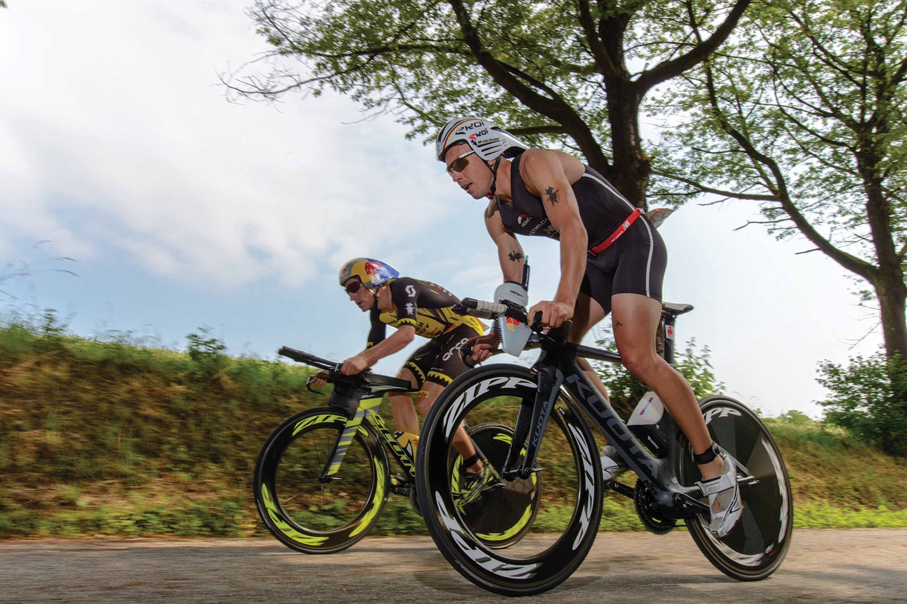 Staying Aero In Triathlon Is Key But When And Why Does It Make