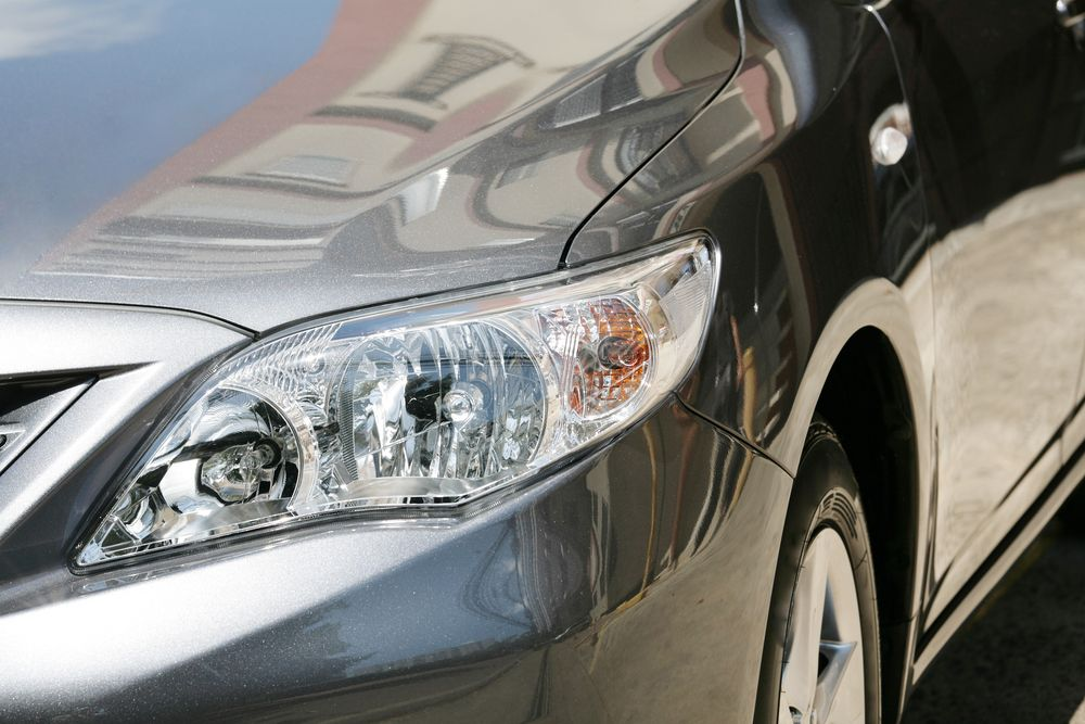 Ideas on protecting your car's paint job in crazy Texas