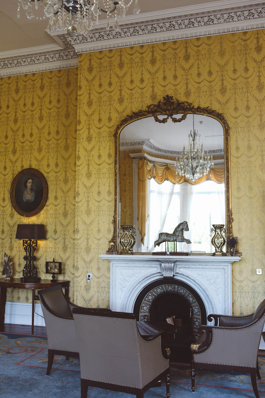 Lyrath Estate In Kilkenny, Ireland | Room decor, Living ...
