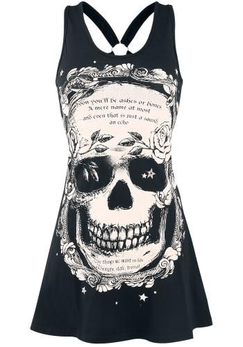 ashes or bones von jawbreaker n hen kleidung kleider. Black Bedroom Furniture Sets. Home Design Ideas