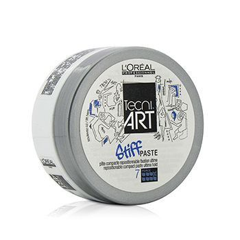 Professionnel Tecni.art Stiff Paste Repositionable Compact Paste (ultime Hold - Force 7)