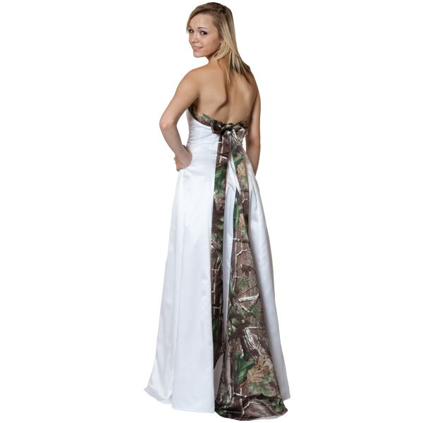 78 Best images about Camo Wedding Dresses on Pinterest  My ...