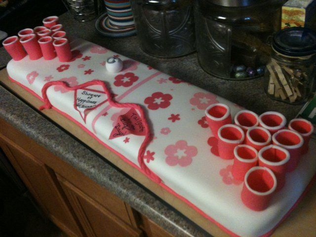 The 25 Best Beer Pong Cake Ideas On Pinterest Birthday