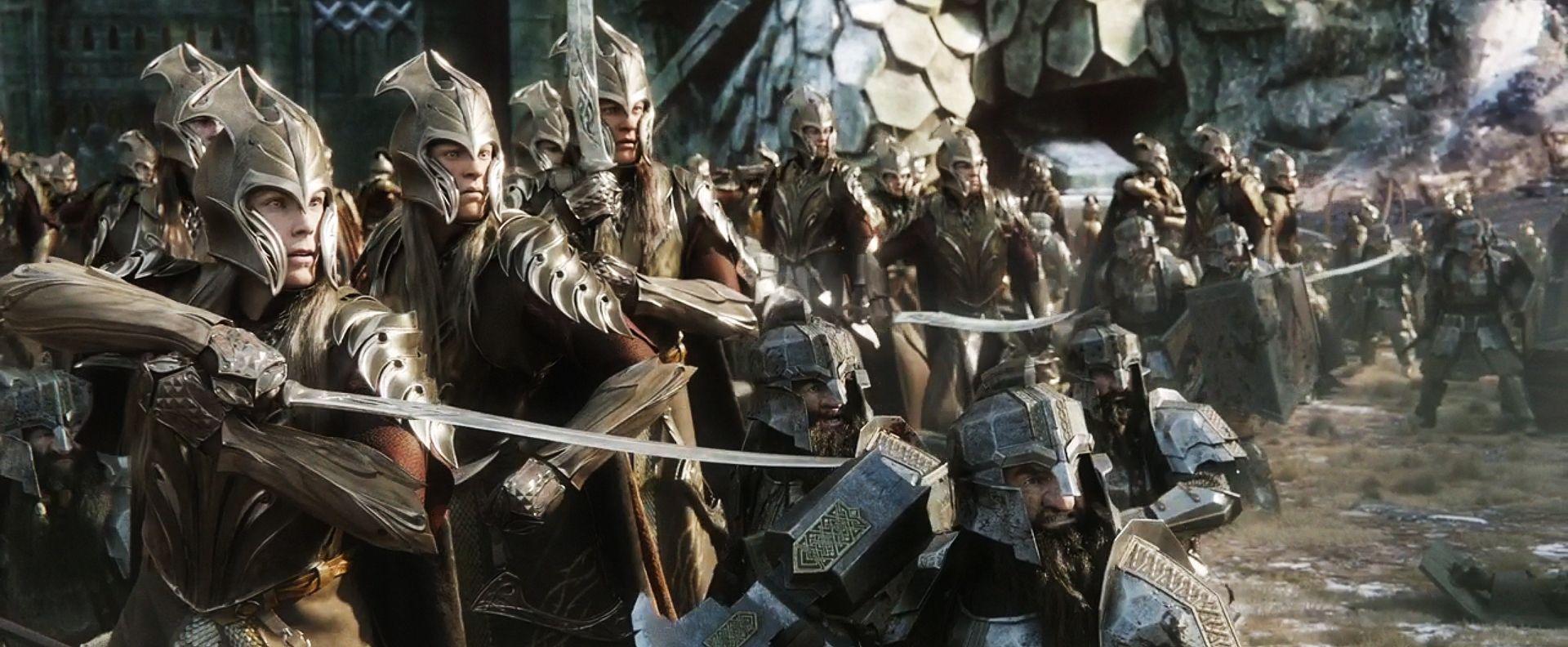 Lothlorien Battles War Of The Ring
