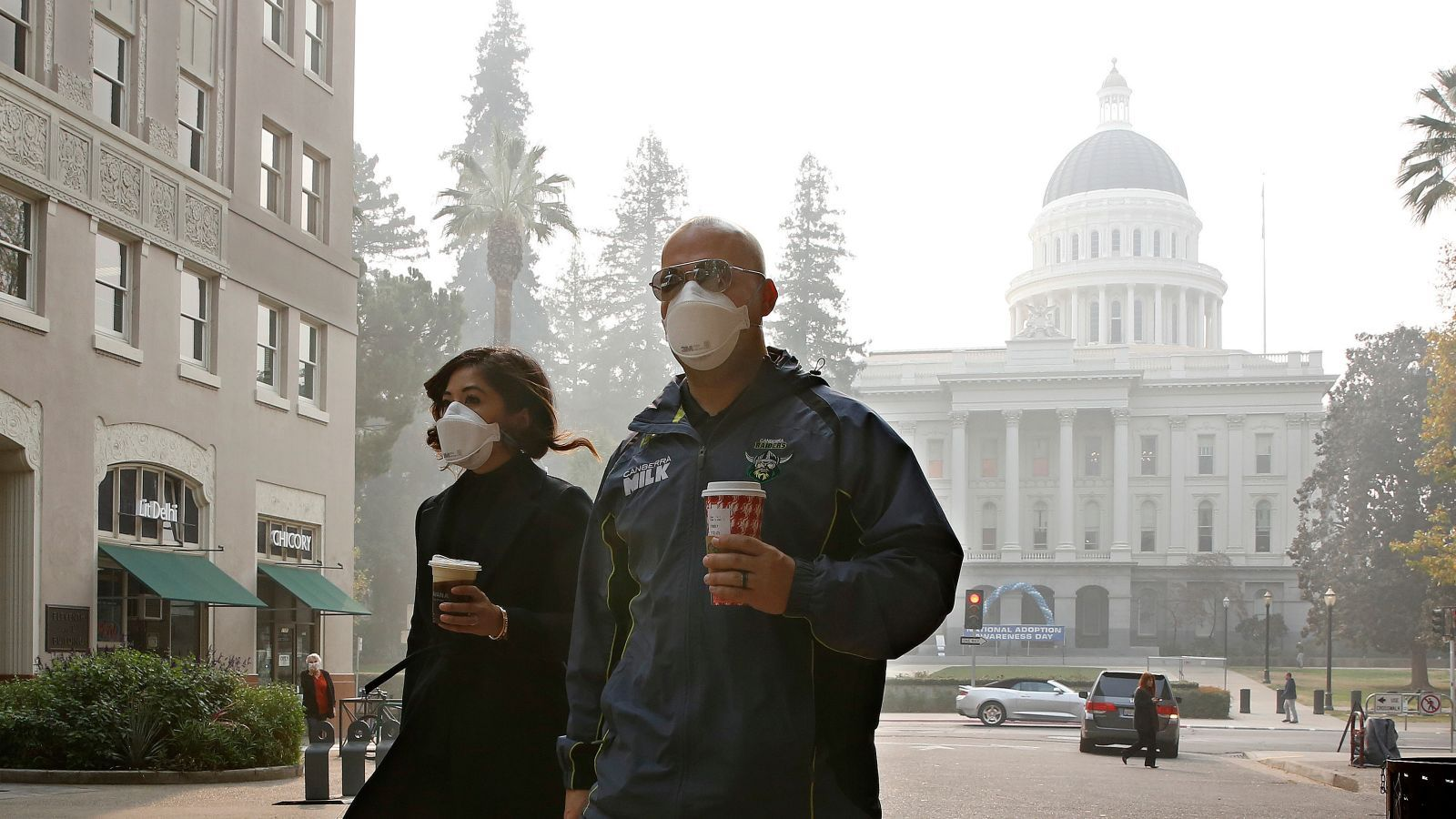 California Has the Most Toxic Air on the Thanks to