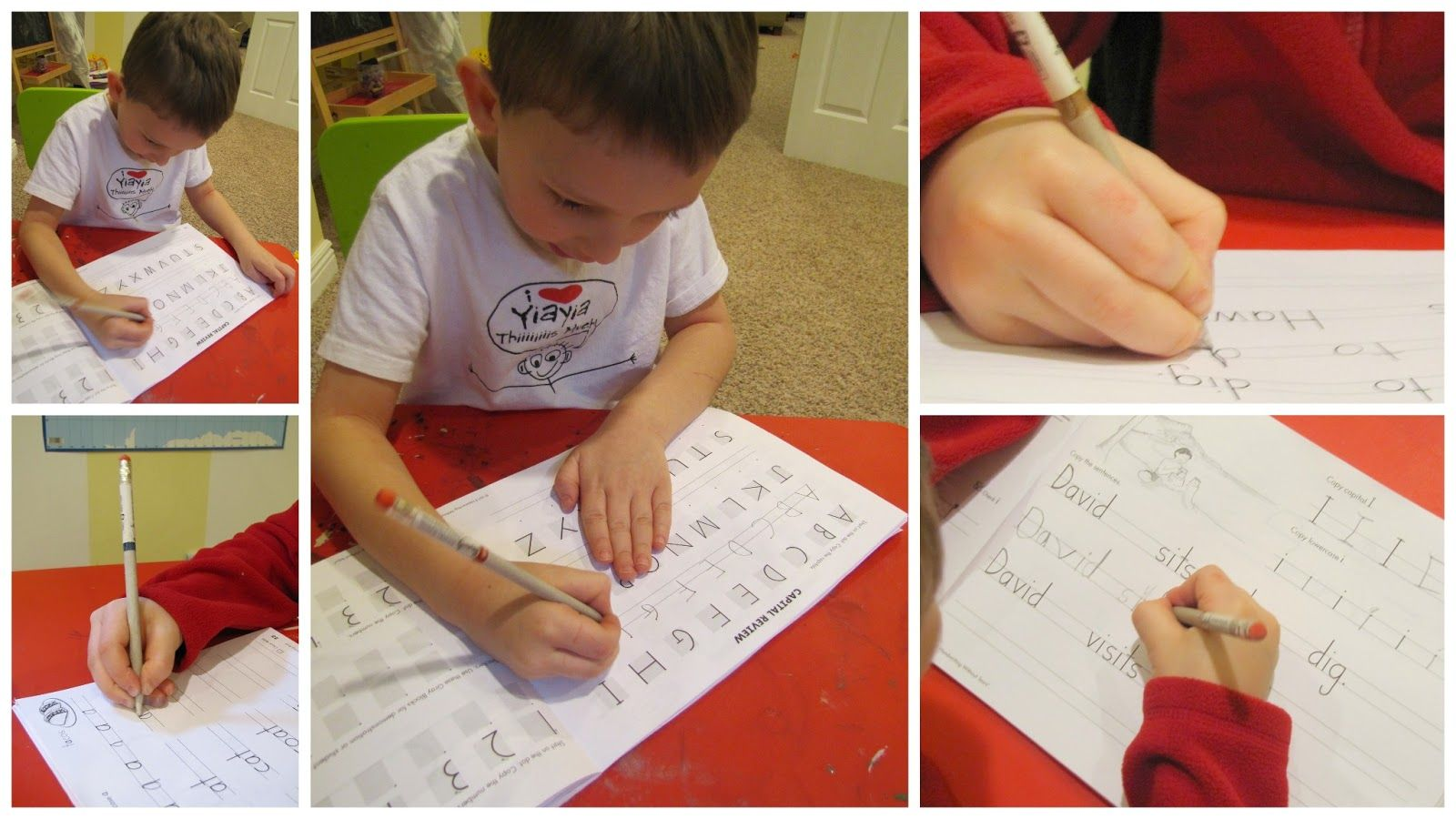Handwriting Without Tears Grade 1 Review Hsreviews