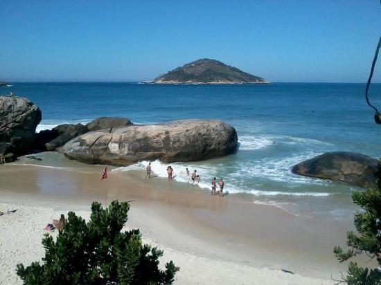 Grumari Beach: Praia de Grumari