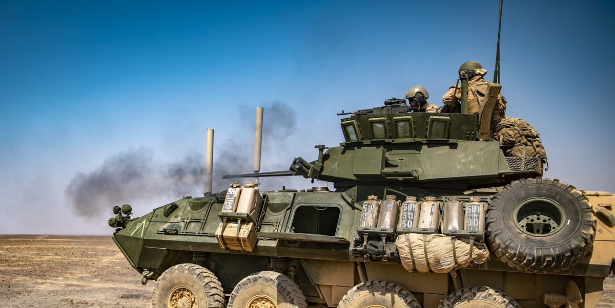 The Marines Need A New Armored Scout Car Lav 25 Marines Unmanned Aerial Vehicle