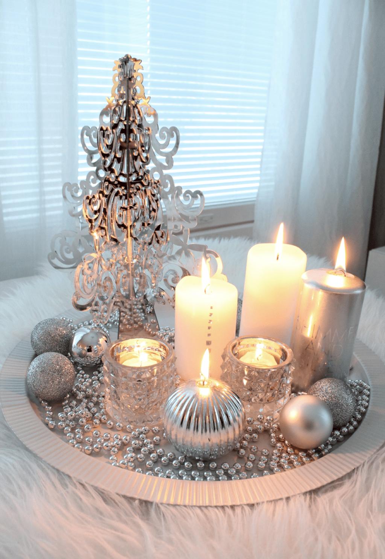 Adorable Christmas Home Decor Ideas on a Budget (3