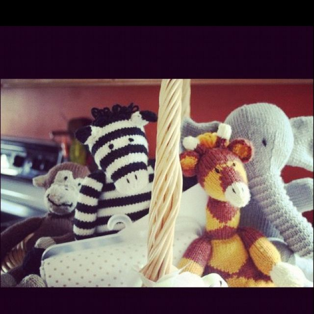 Knitted Stuffed Animals I Need To Learn How To Do This Crafts