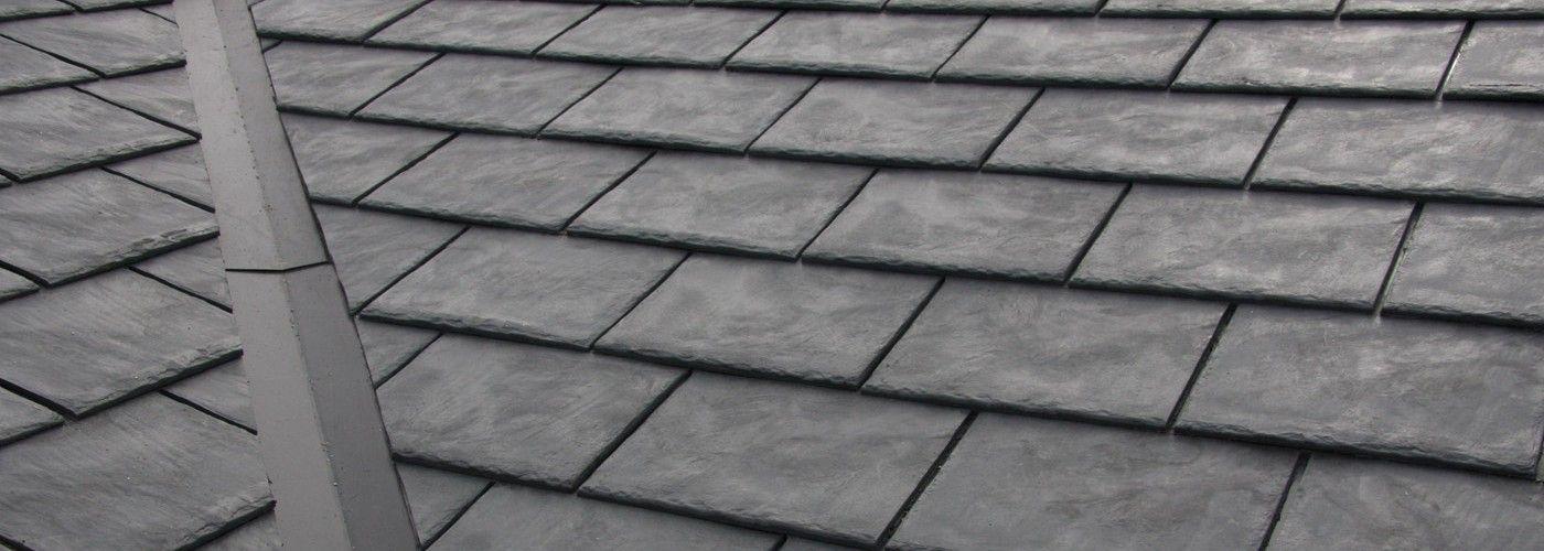 EUROLITE SLATE® Cool Stuff Rubber roofing material