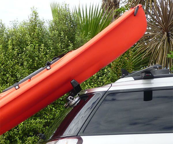 Lift Assist For Kayaks So One Person Can Put A Kayak On A