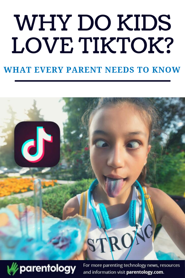 Why Do Kids Love Tiktok What Every Parent Needs To Know Parenting Rules For Kids Screen Time For Kids