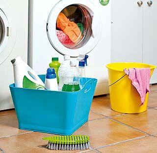 En la lavadora, mete las prendas del revés