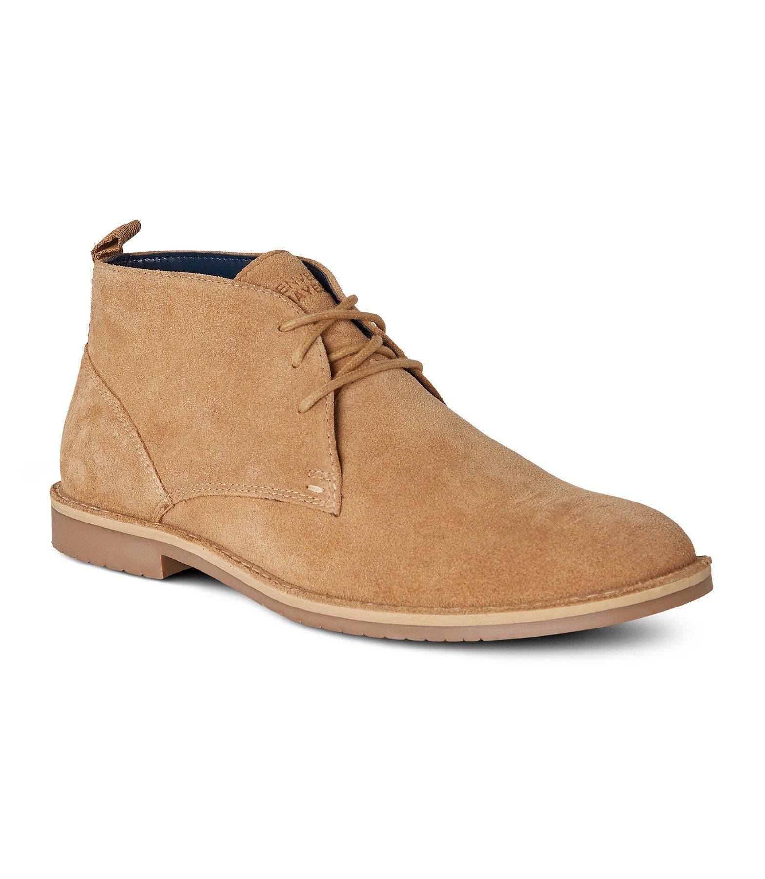 Men S Carleton Desert Boots Mark S Boots Chukka Boots Desert