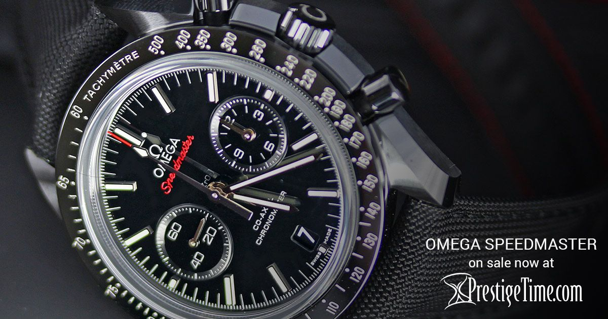 OMEGA Speedmaster Watches for Men & Women at Low Prices. Enjoy Free Shipping & 5 Star Customer Service at Prestige Time. The Most Trusted Name in Luxury Watches!