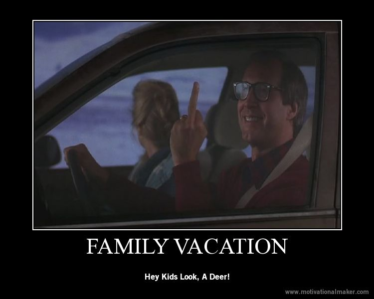 Christmas Vacation Look Kids A Deer Christmas Vacation Movie