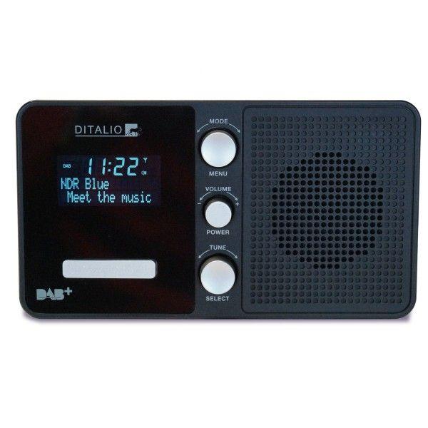 Ditalio Cr1 Dab Uhrenradio Digitalradio Digitalradio Kopfhorer Digitales Radio Radios Uhr