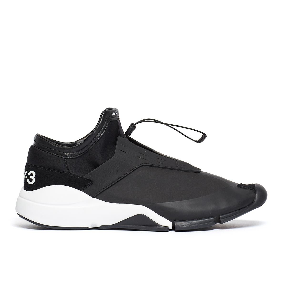 new arrival bdc68 02894 Future low sneakers from the F W2016-17 Y-3 by Yohji Yamamoto collection in  black
