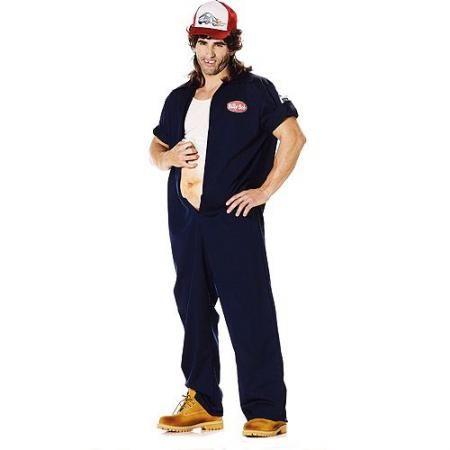 Adult Halloween Costumes Trailer Park King Men\u0027s Costume - halloween costumes ideas men