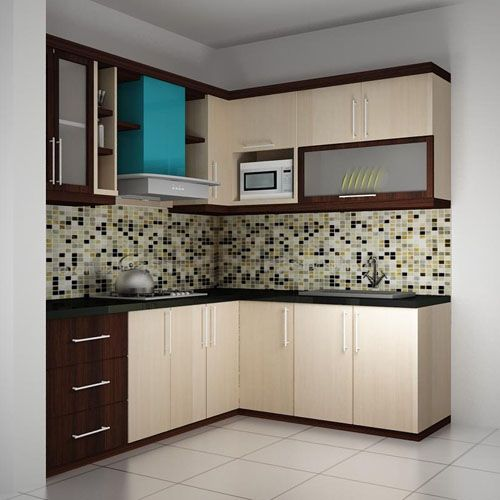 Katalog Kitchen Set Minimalis Letter L | Kitchen Set Murah
