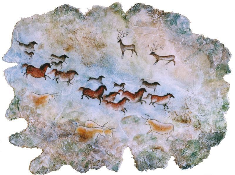 Prehistorical art