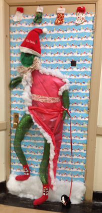 christmas door decorating contest winners | DoorDecorating Winners ...