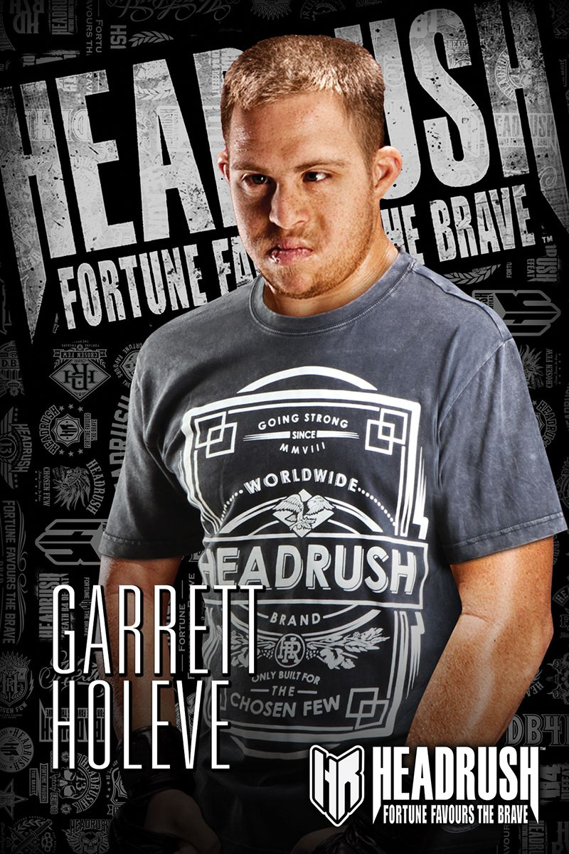 Garrett G Money Holeve Mma Fighter Mma Fighters Down Syndrome Mens Tshirts