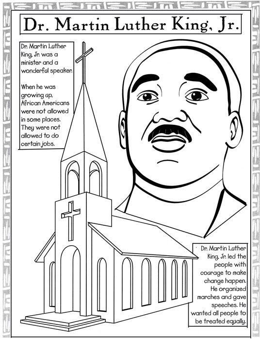 MyBlog i post più recenti e i migliori blog selezionati per te - copy coloring pages of dr martin luther king jr