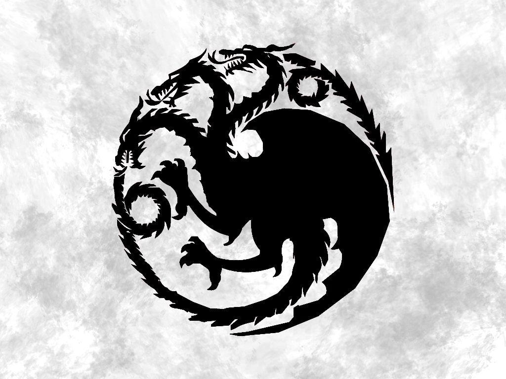 Game of Thrones House Targaryen Decal / Targaryen Decal ...