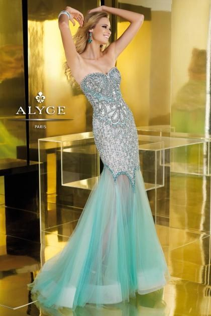Alyce 2213 at Prom Dress Shop