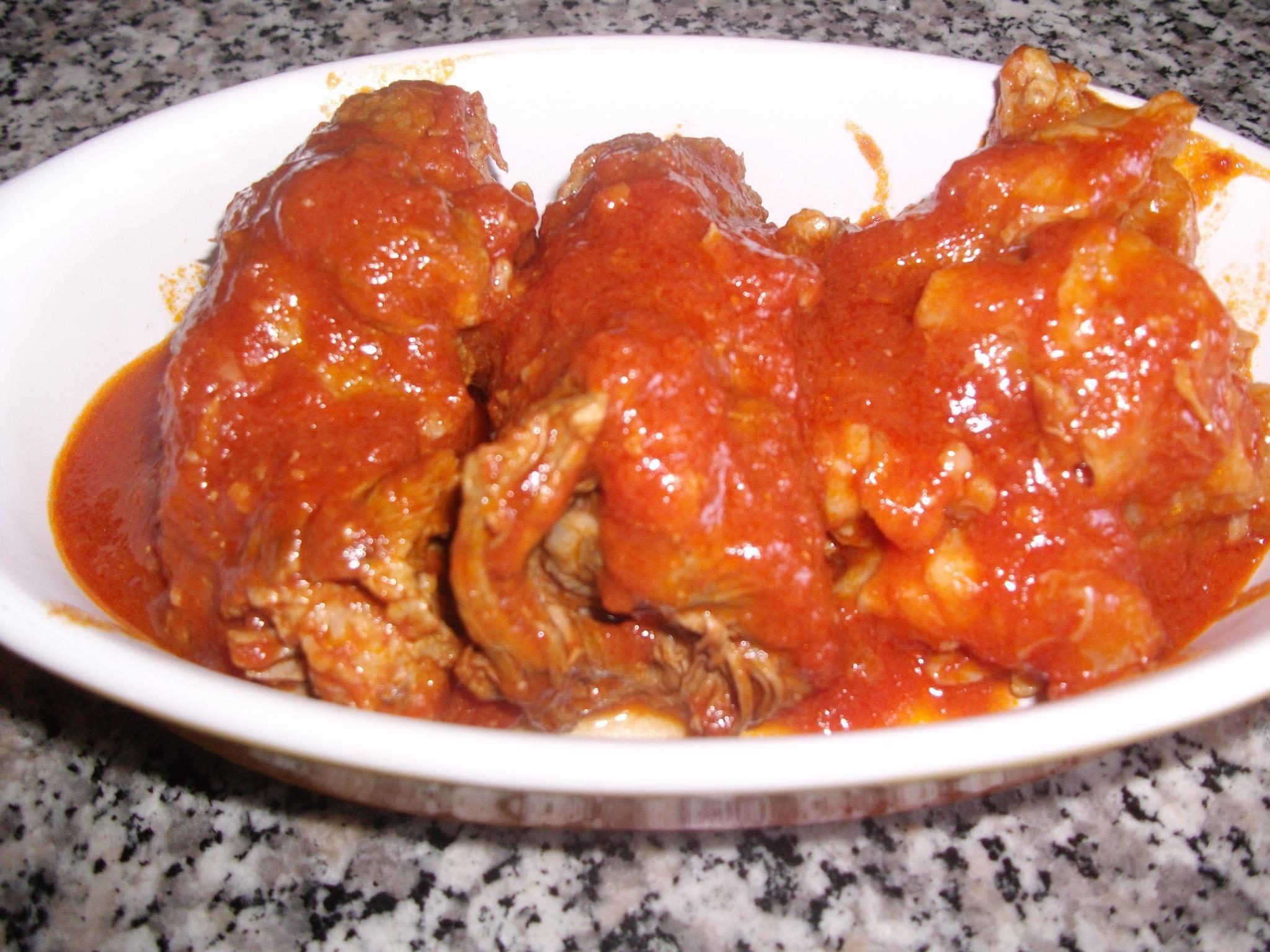 Ricetta polpettone di carne al pomodoro