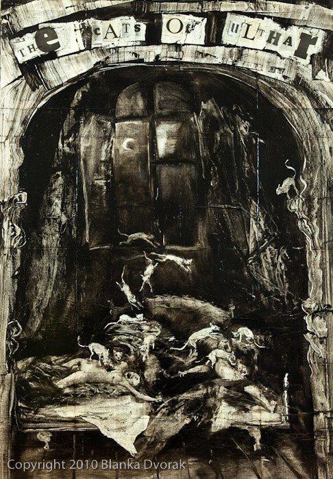 Pin by Blaze on Lovecraft mythos Lovecraftian horror