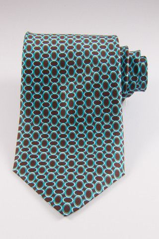 Daniel Bruce Made In Italy Tilted Ovals Tie Available At Www Dibities Com Italy