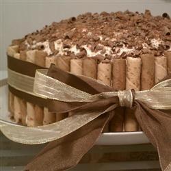 Tiramisu Layer Cake Allrecipescom Home Pinterest Tiramisu