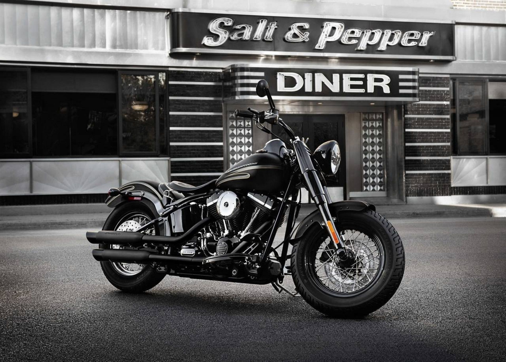 harley davidson bike wallpapers 1