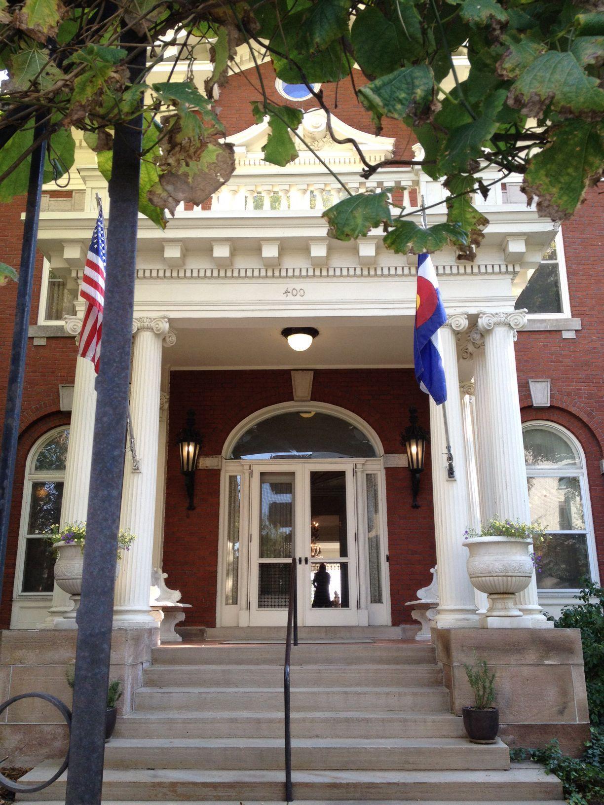 Governor's Mansion, Denver, Colorado