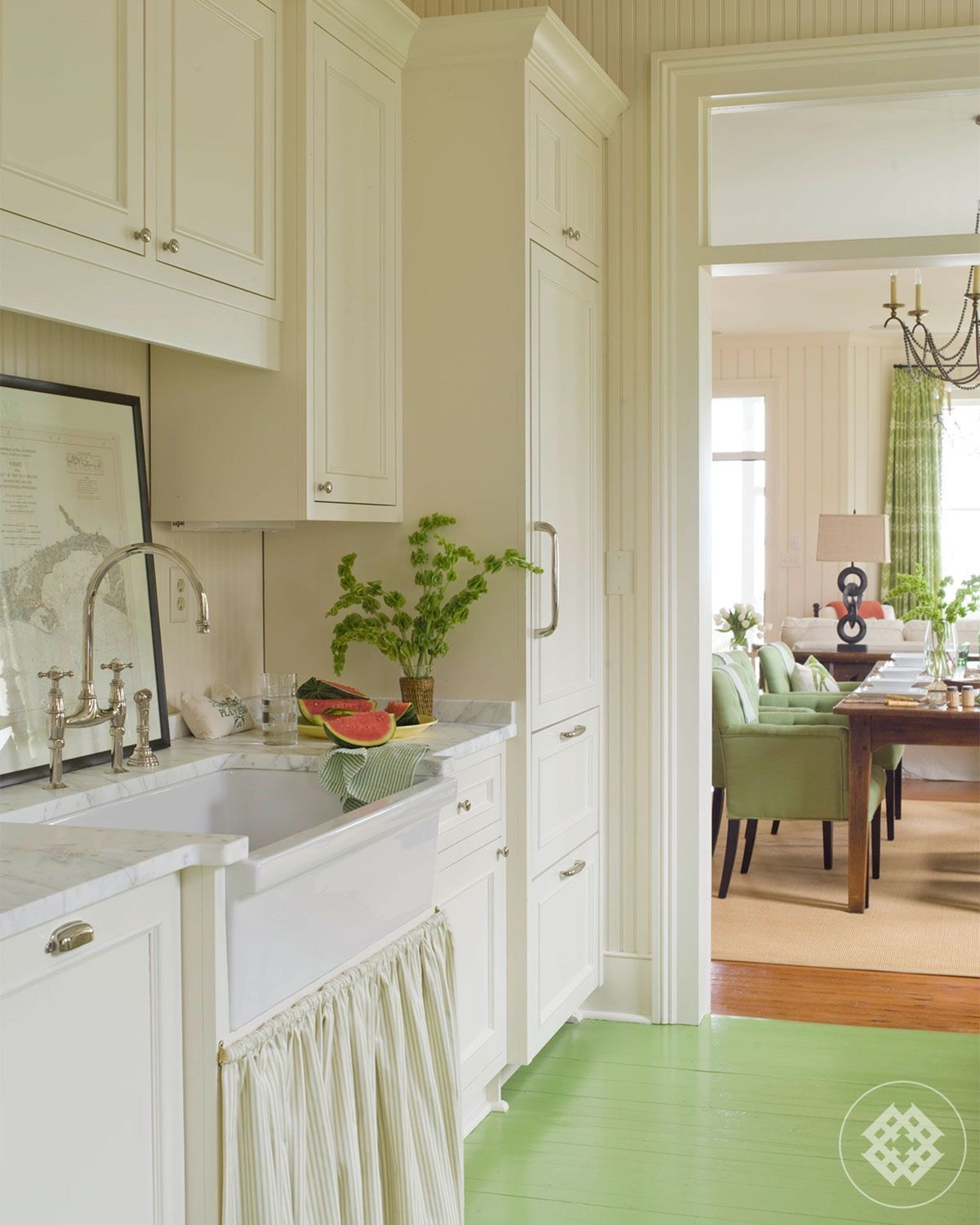 Pin by Judith Peacock on GREENERY | Kitchen flooring ...
