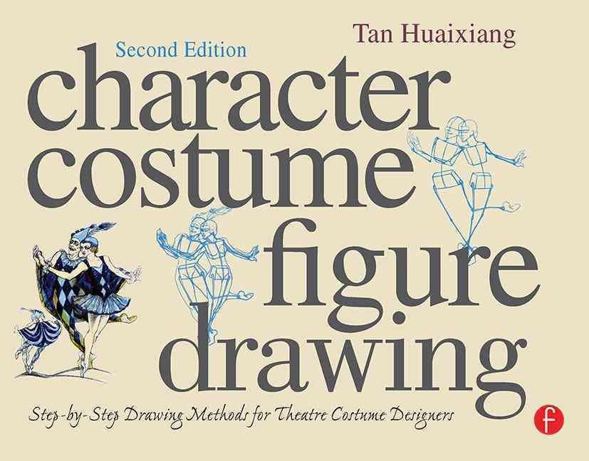 Character Costume Figure Drawing will develop your drawing skills to improve your renderings. Not only is this book gorgeous and inspirational, but these comprehensive visual images carefully illustra
