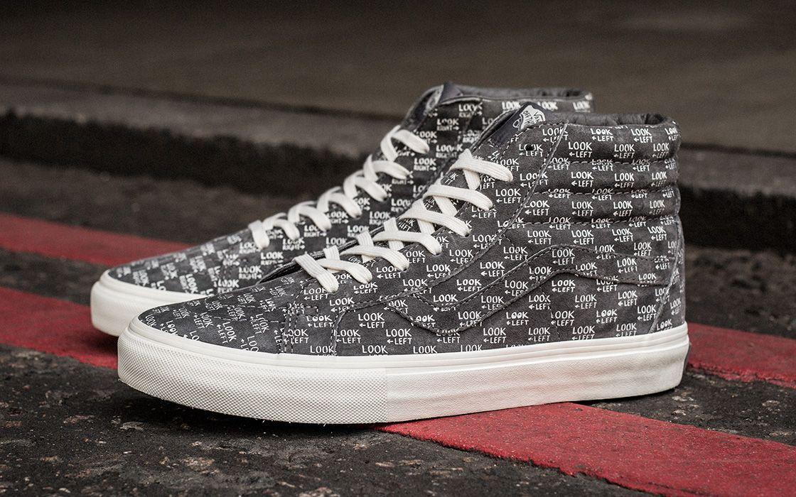 Sneakersnstuff x Vans Vault London Pack 06