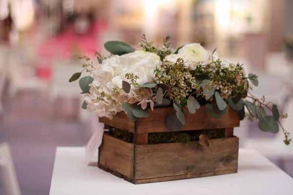 Our Favourite Centrepieces For Wedding Tables – Vases, Vessels, Urns, Churns