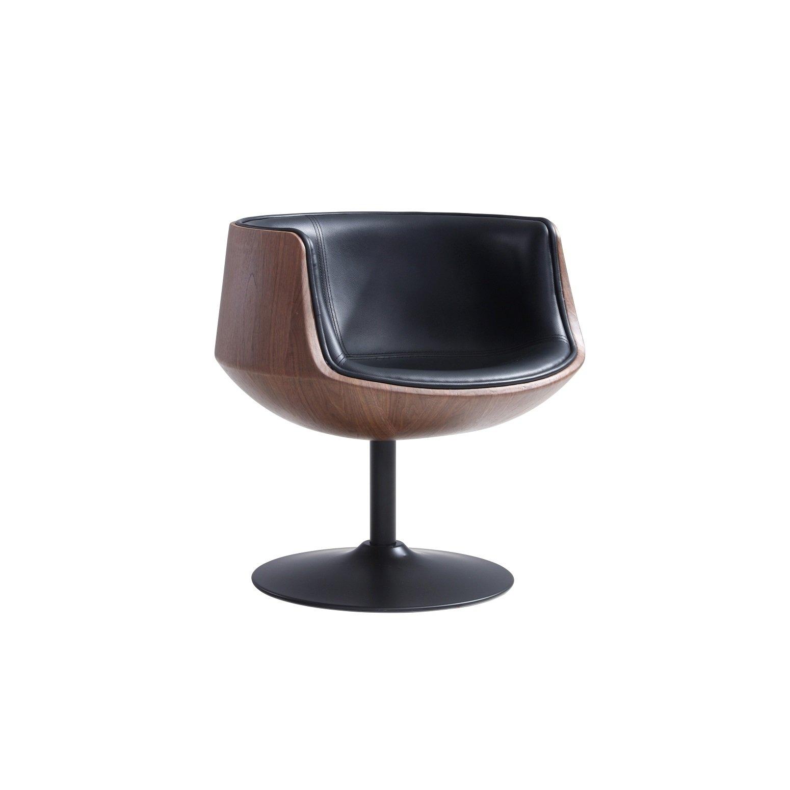 Conan pu swivel chair chair modern swivel chair swivel