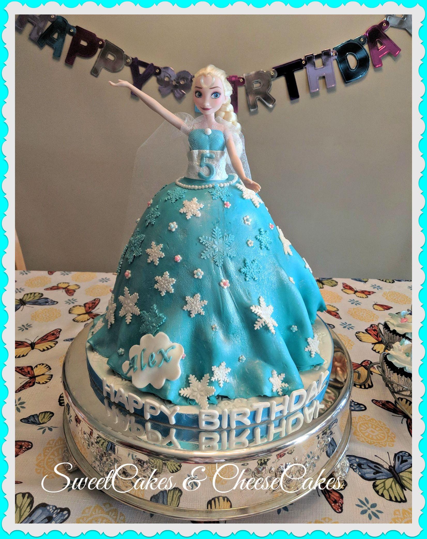 Elsa birthday cake elsa birthday birthday cake elsa