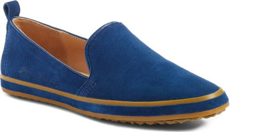 37ec45d3a1d0 Bill Blass Sutton Slip-On Loafer in Blue. Chic as a loafer